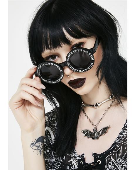 Goth Goth Sunglasses