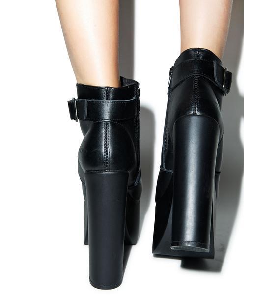 ROC Boots Major Swoon Platform Boots