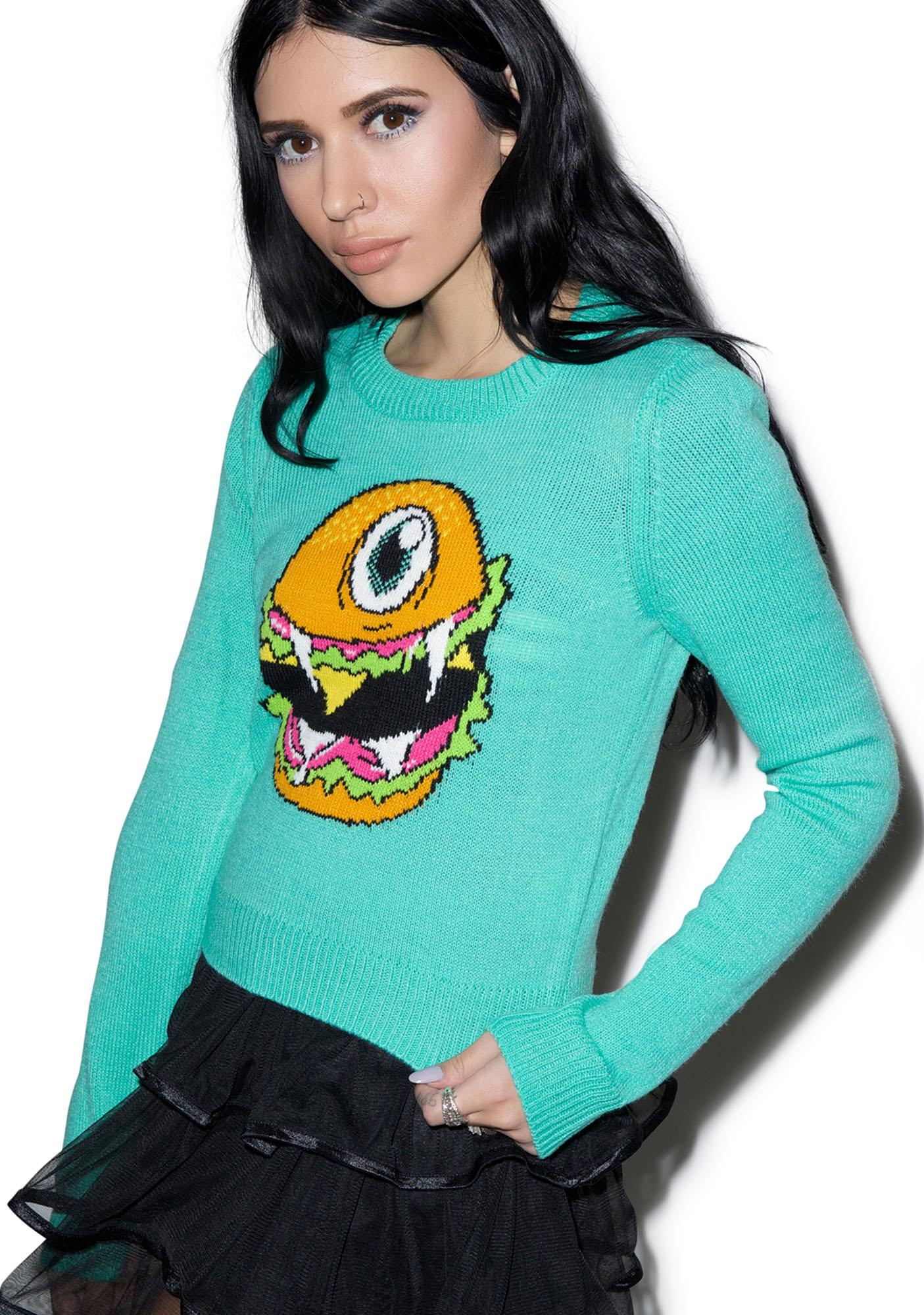 Iron Fist Cycloburger Sweater
