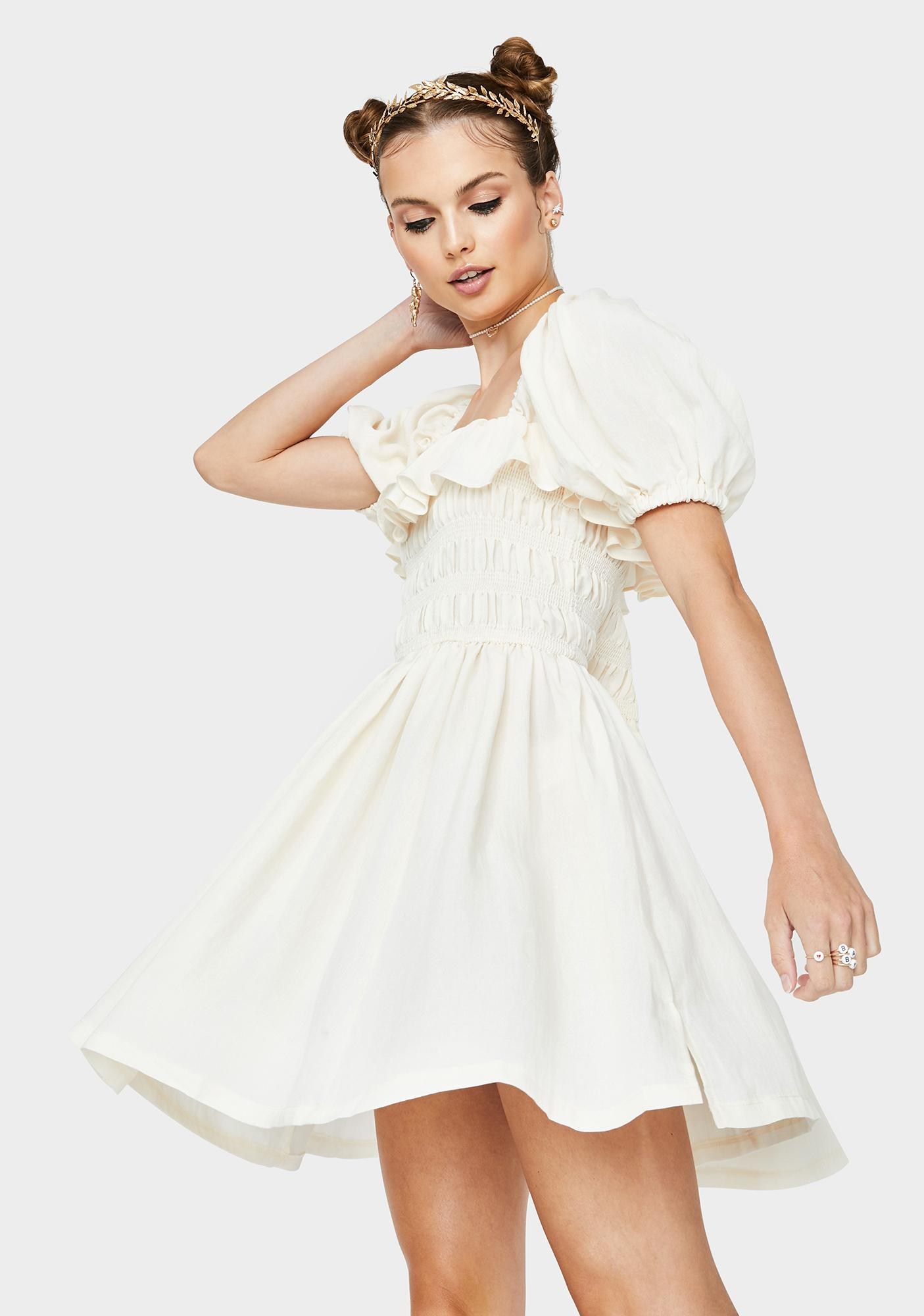 Feeling Good Babydoll Dress
