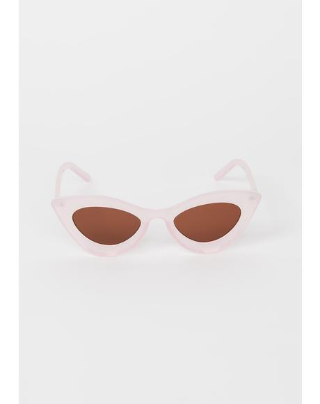 Baby Squeeze Me Cat Eye Sunglasses