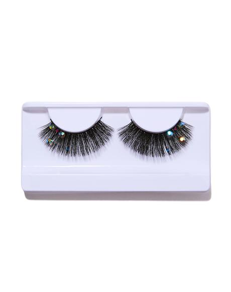Gemstone False Lashes