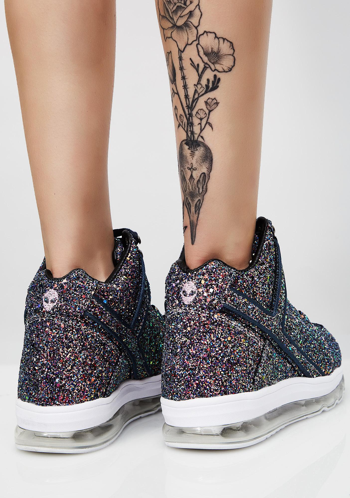 Y.R.U. Acid Rain Qozmo Aiire Sneakers