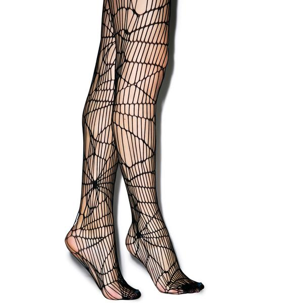 Black Widow Tights