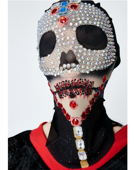 So Flashy Skull Mask
