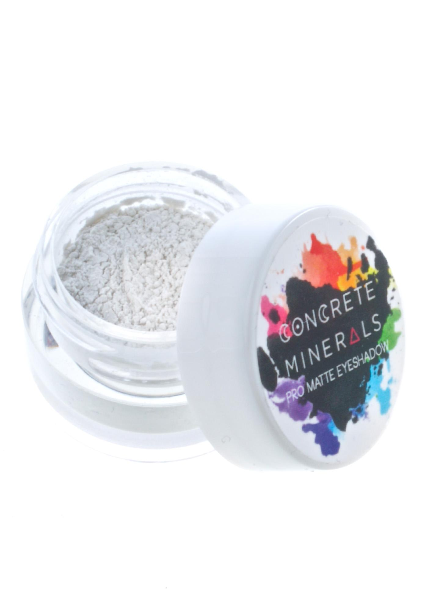 Concrete Minerals Confession Pro Matte Eyeshadow