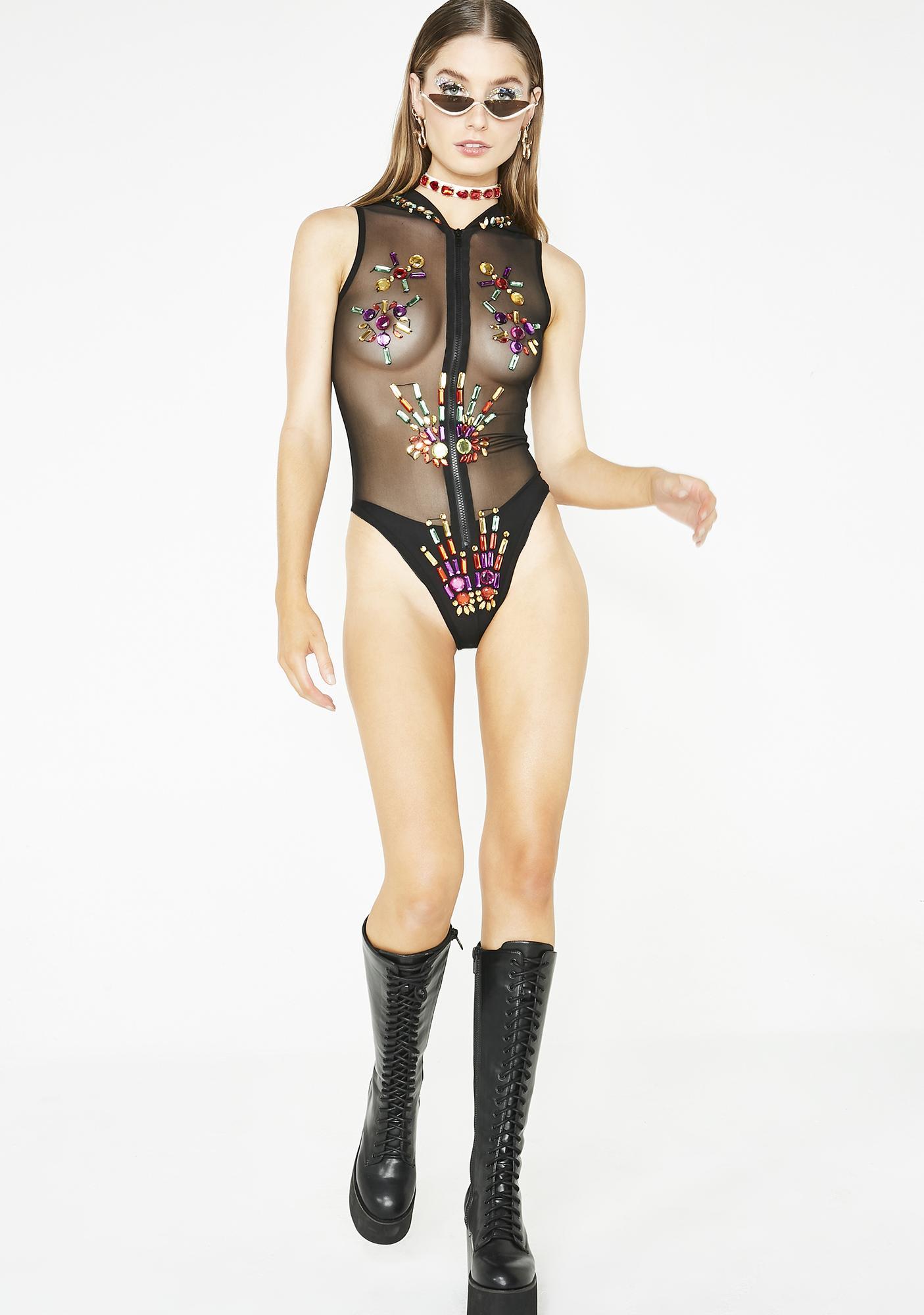 e2f10e12d3 ... Club Exx Dark Serenity Jeweled Bodysuit ...