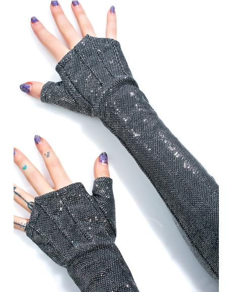 Long Opera Gloves