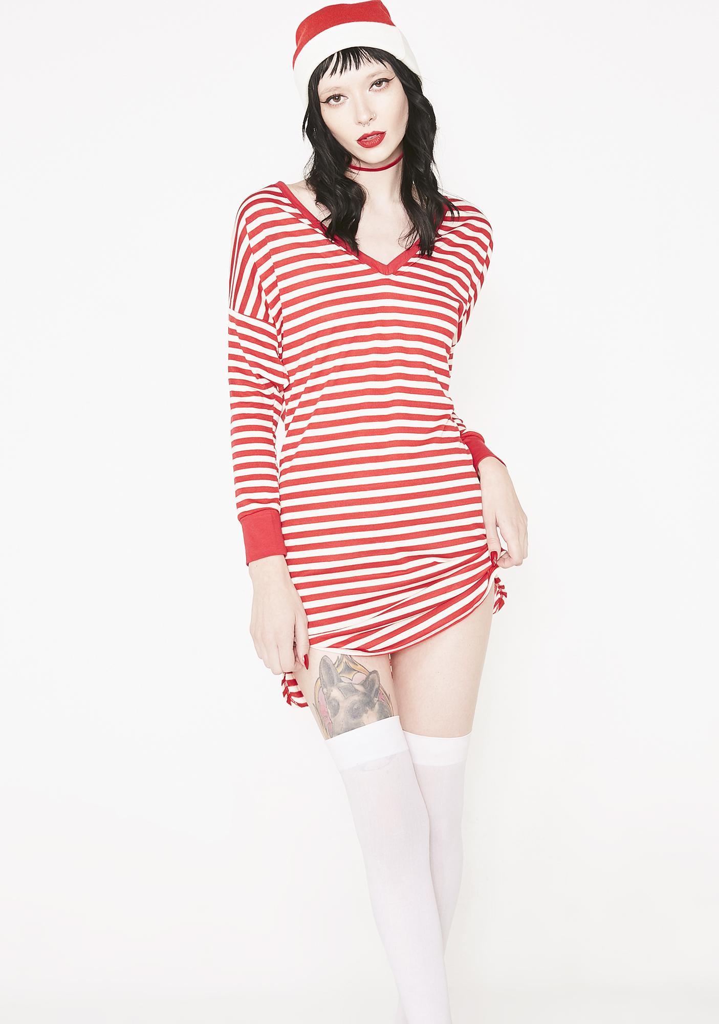 5d4a67598 Candy Cane Dreamz Sleep Shirt