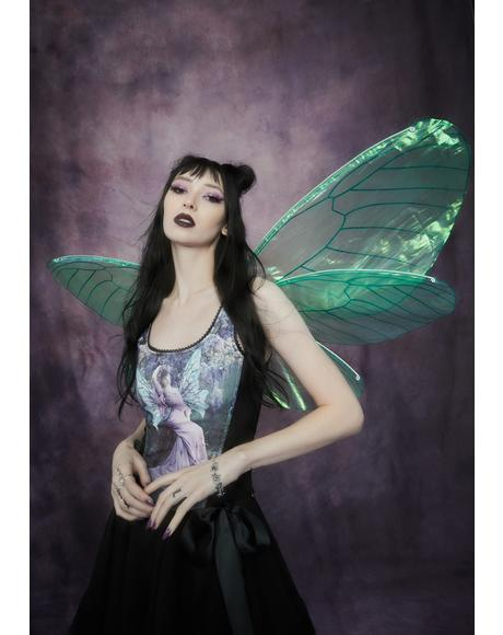 Isle Illusion Of Glamour Iridescent Fairy Wings