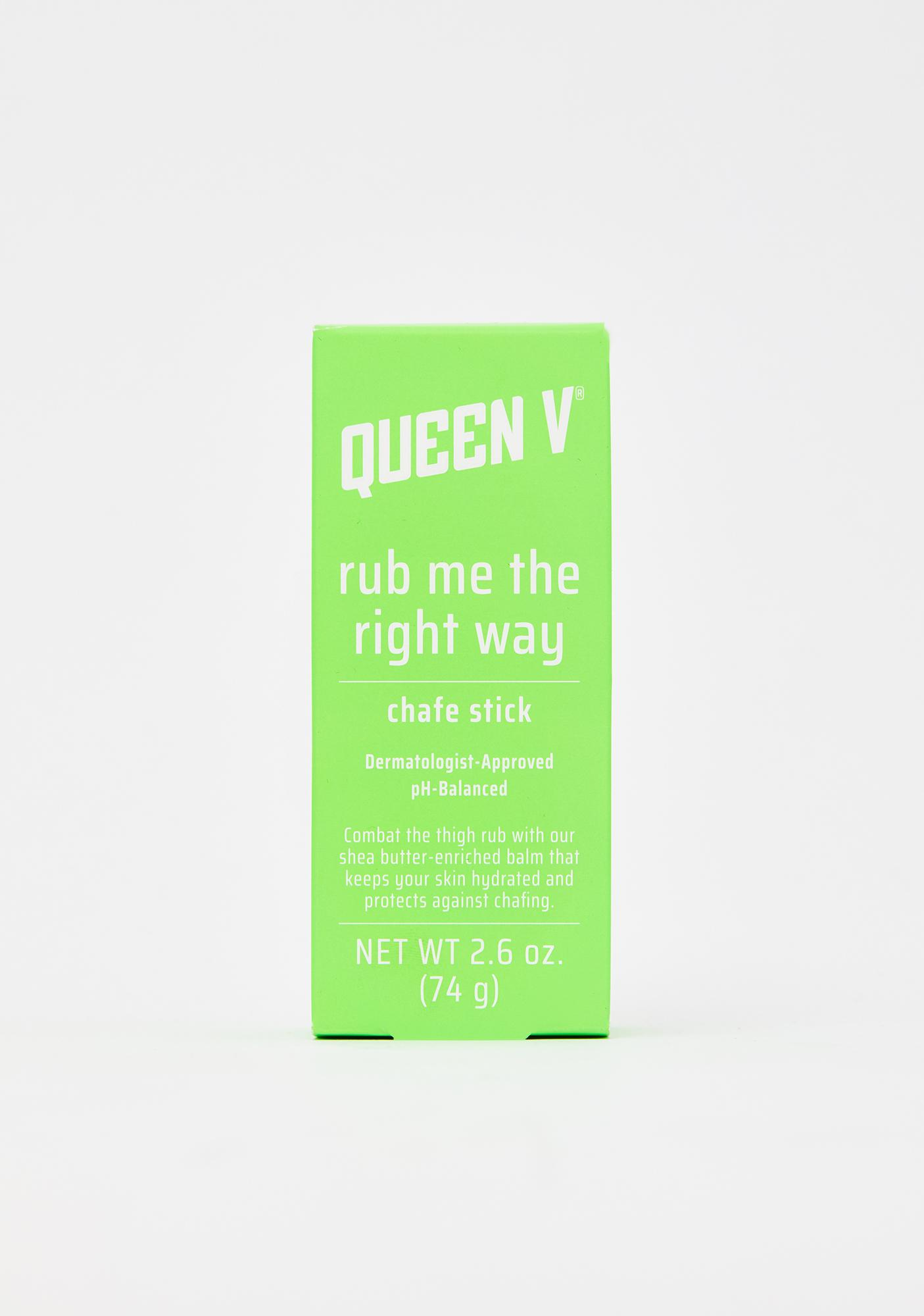 Queen V Rub Me The Right Way Anti-Chafe Stick