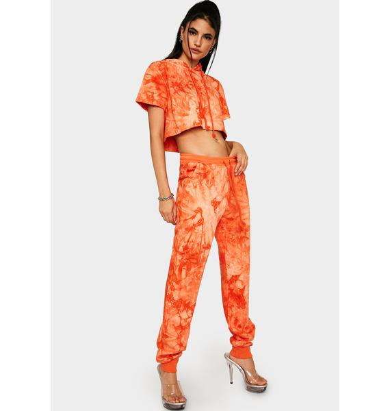 Amber Down To Chill Jogger Set
