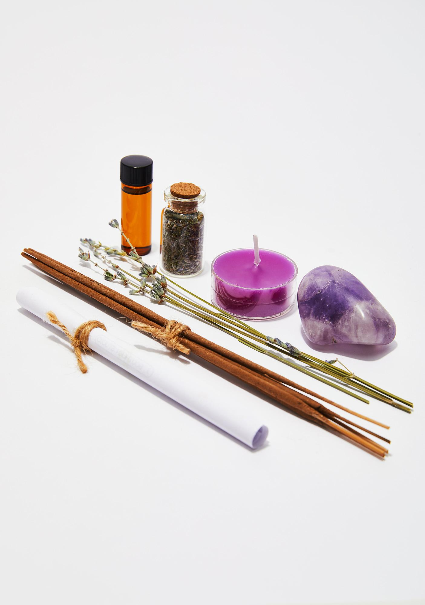 J. SOUTHERN STUDIO Chill, Dude Incense Making Ritual Kit