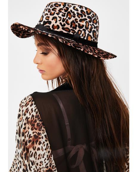 Beast Mode Wide Brim Hat