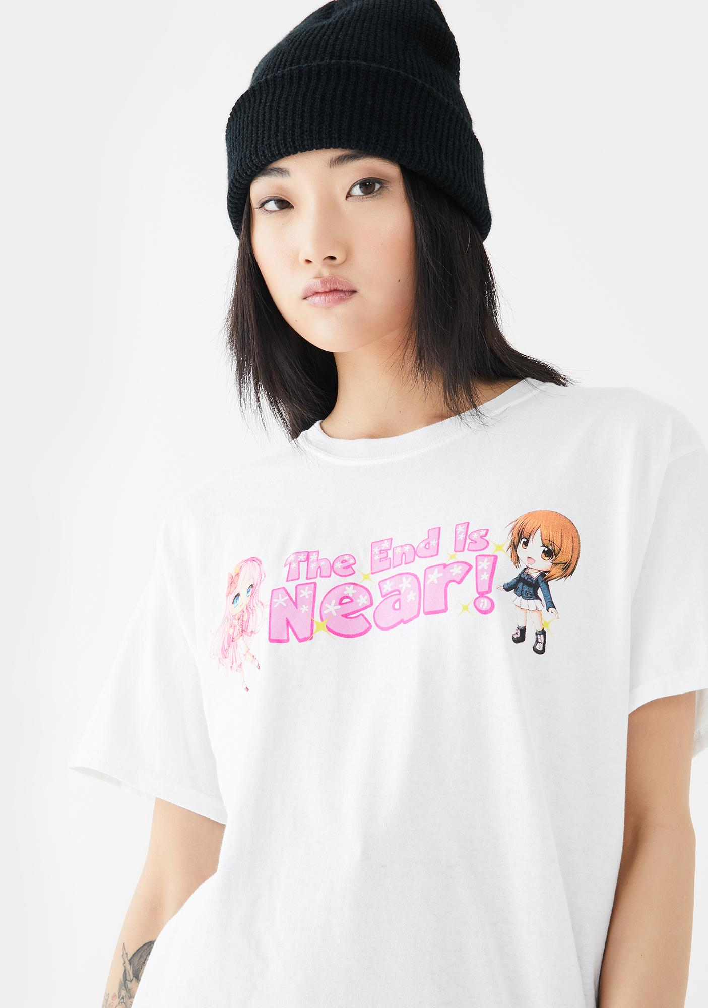 Dreamboy End Is Near Graphic Tee