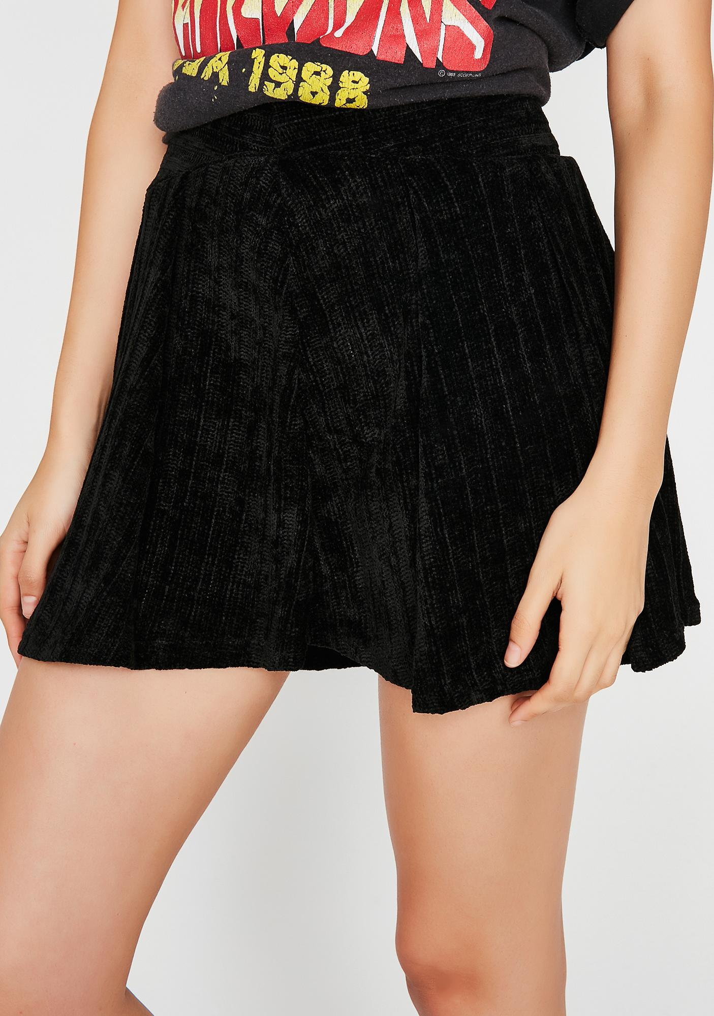 Crave You Mini Skirt