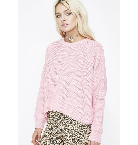 Sugar Pie Boxy Sweater