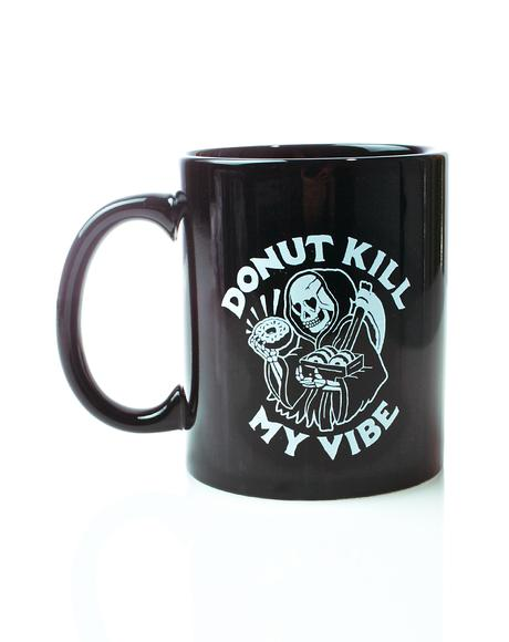 Donut Mess With Me Mug