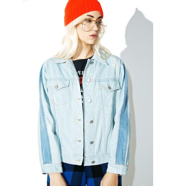 In The Wind Denim Jacket