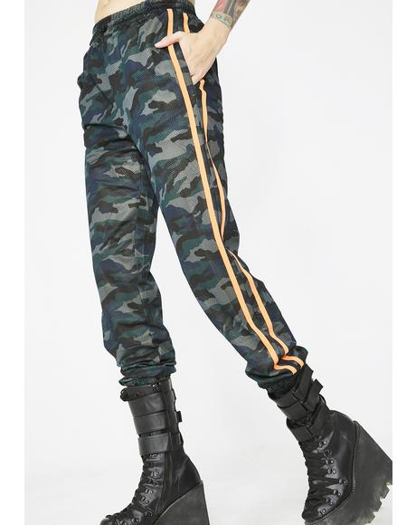 Do Me Dirty Camo Joggers