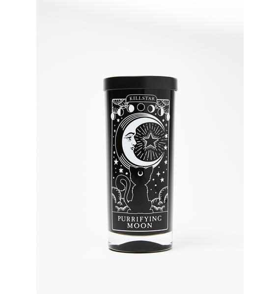 Killstar Moonspell Ritual Candle