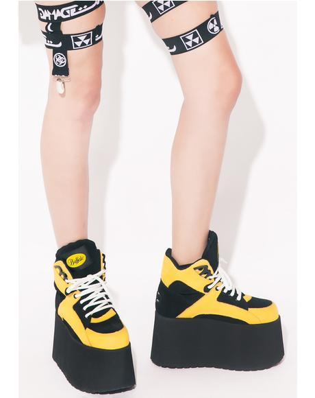 Infrastructure Platform Sneakers