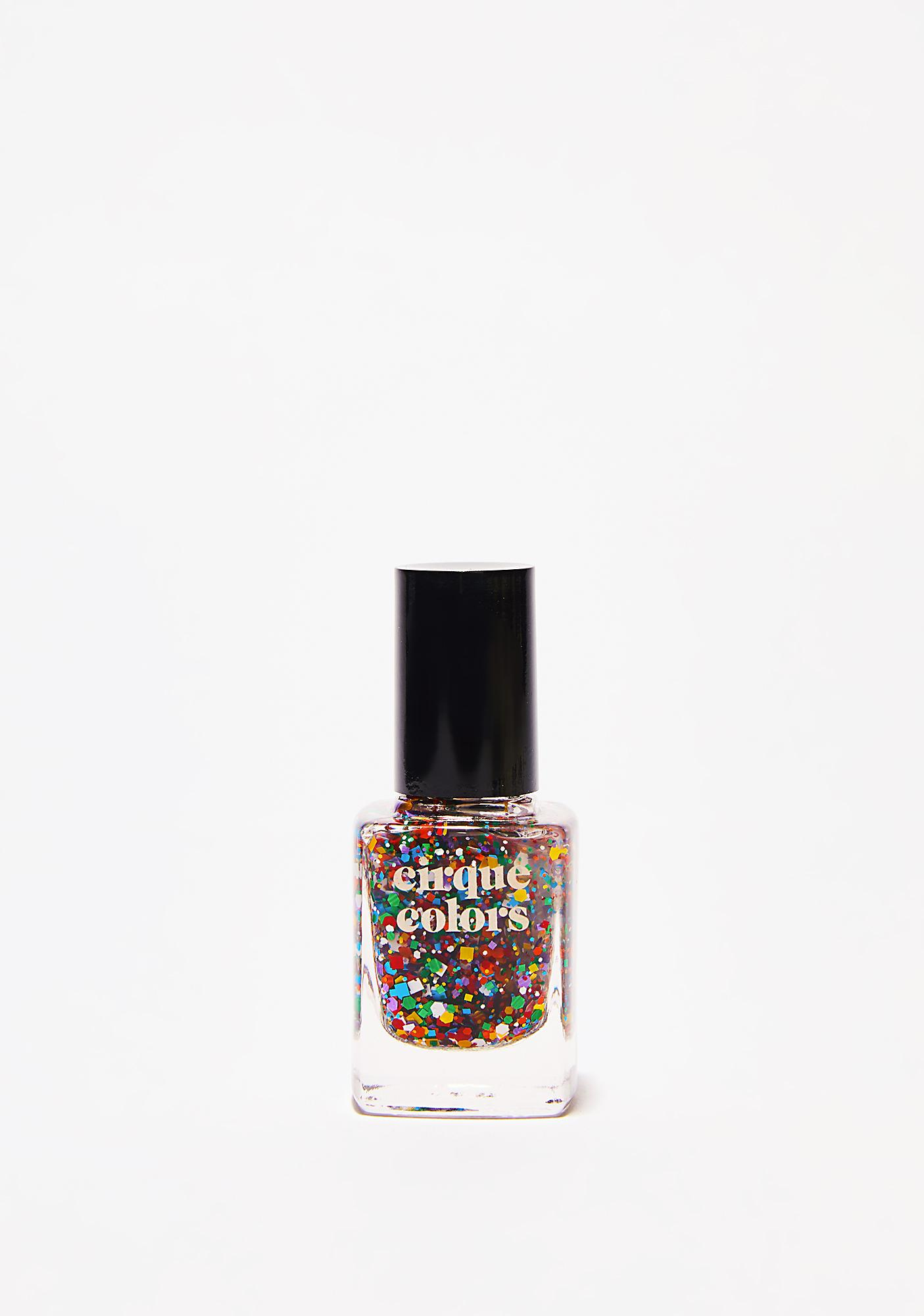 Cirque Colors Kaleidoscope Nail Polish