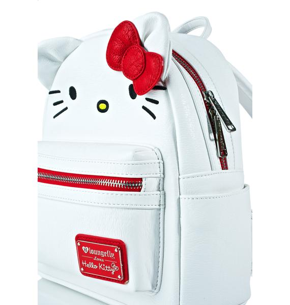 Loungefly X Hello Kitty Mini Backpack
