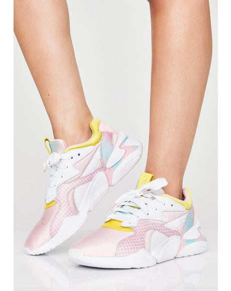 Nova x Barbie Sneakers