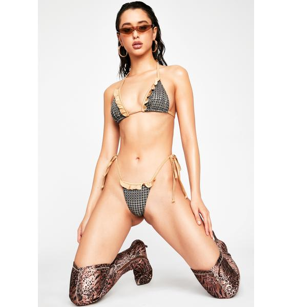 Disco Dive Bikini Set