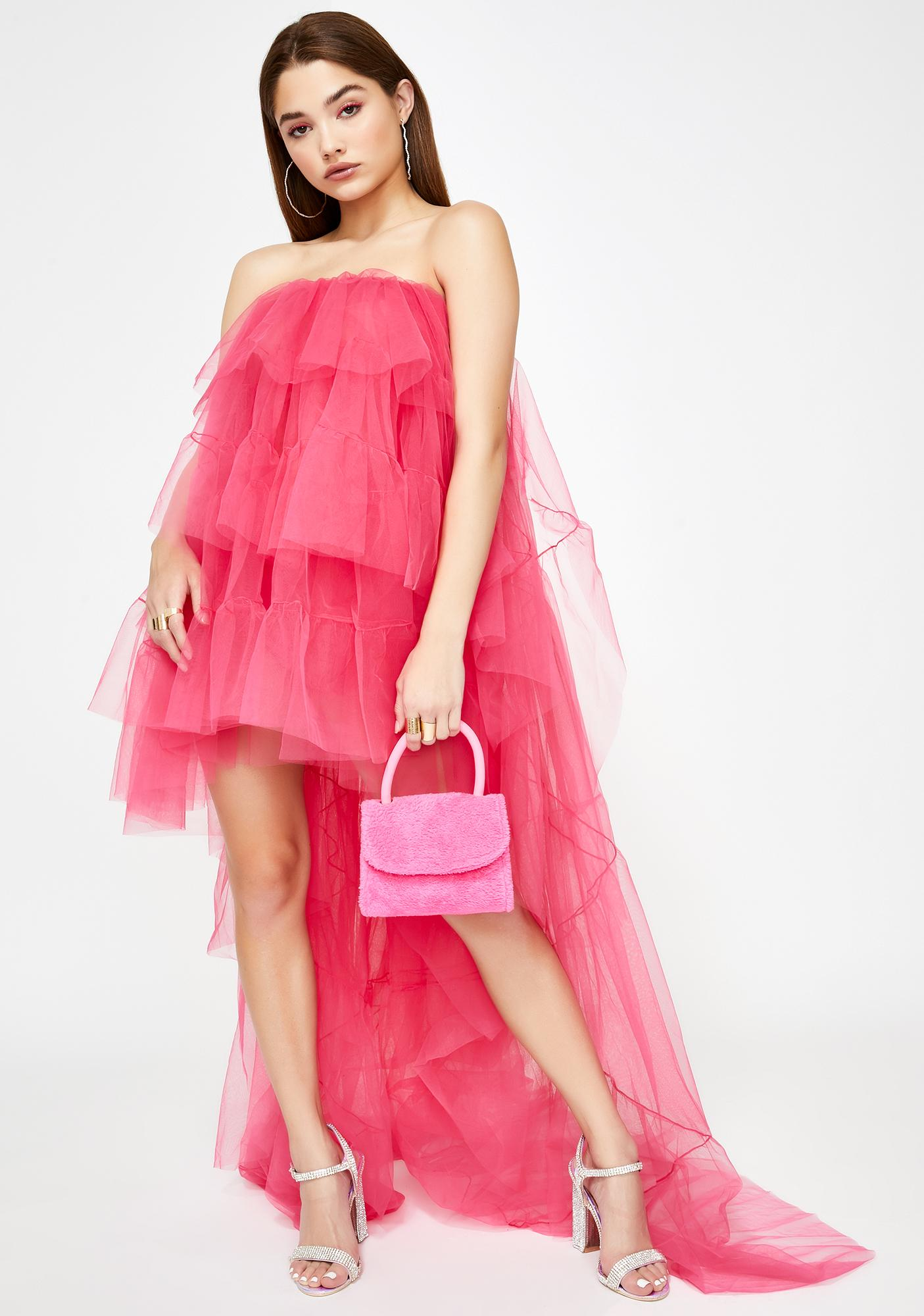 Kiki Riki Ballerina Gone Bad Tulle Dress