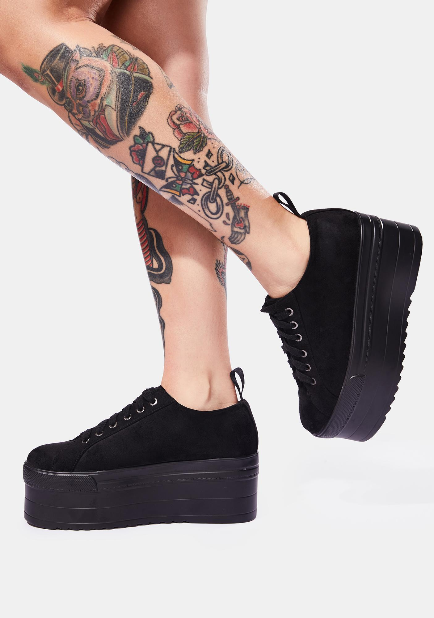 Lamoda On the Jump Platform Sneaker