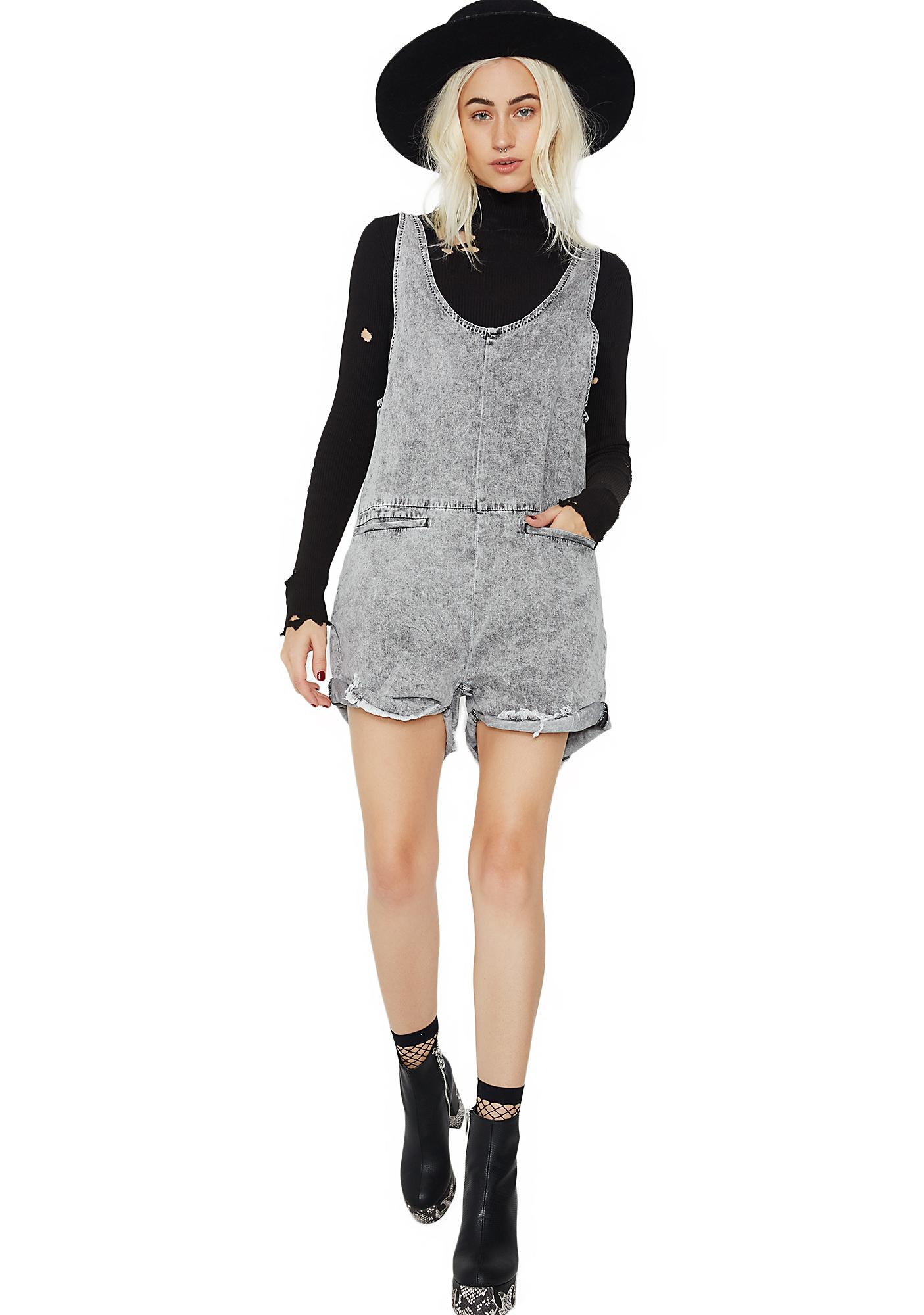 One Teaspoon Society Playsuit