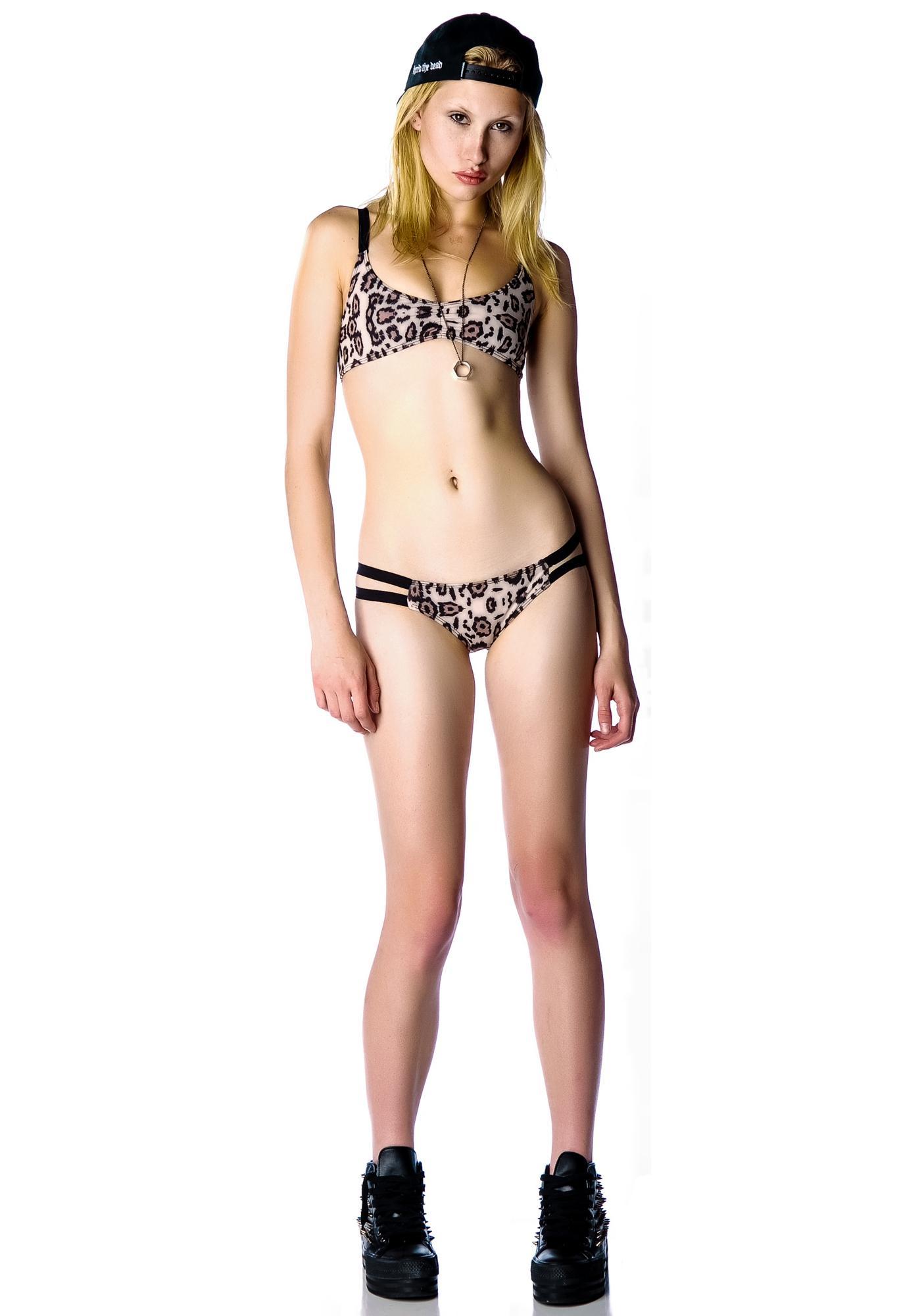 Beach Riot Tarzan Bikini
