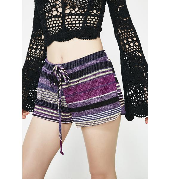 Get Right Knit Shorts