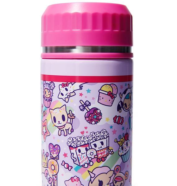 Sanrio Stainless Steel Bottle