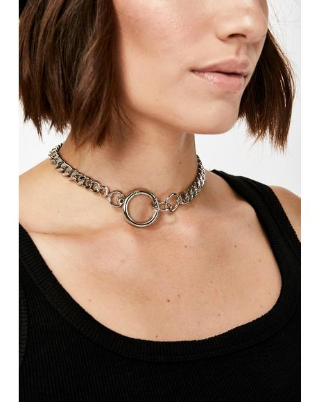 Slacker Society Chain Choker