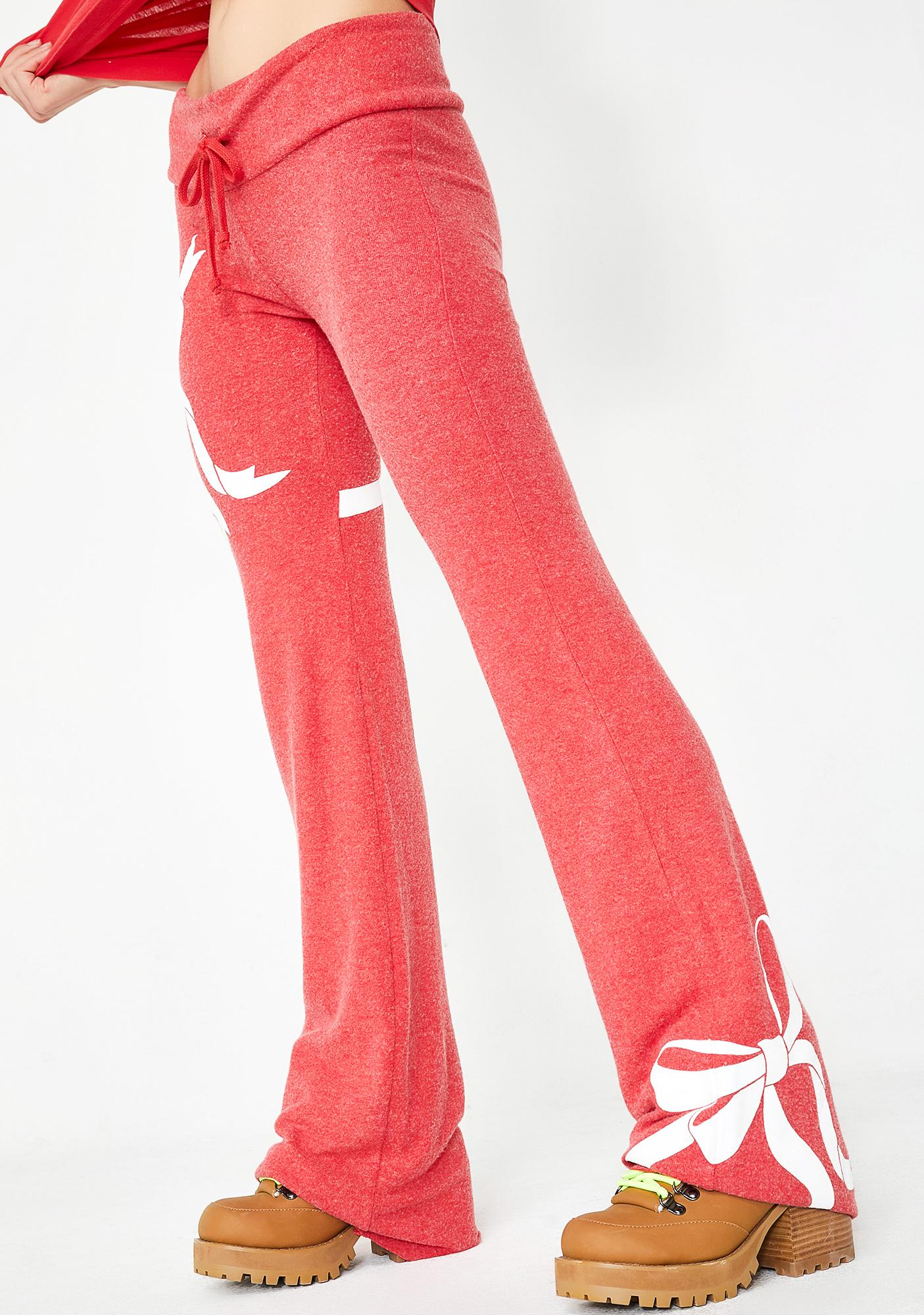 Wildfox Couture Gift Wrapped Tennis Club Pants