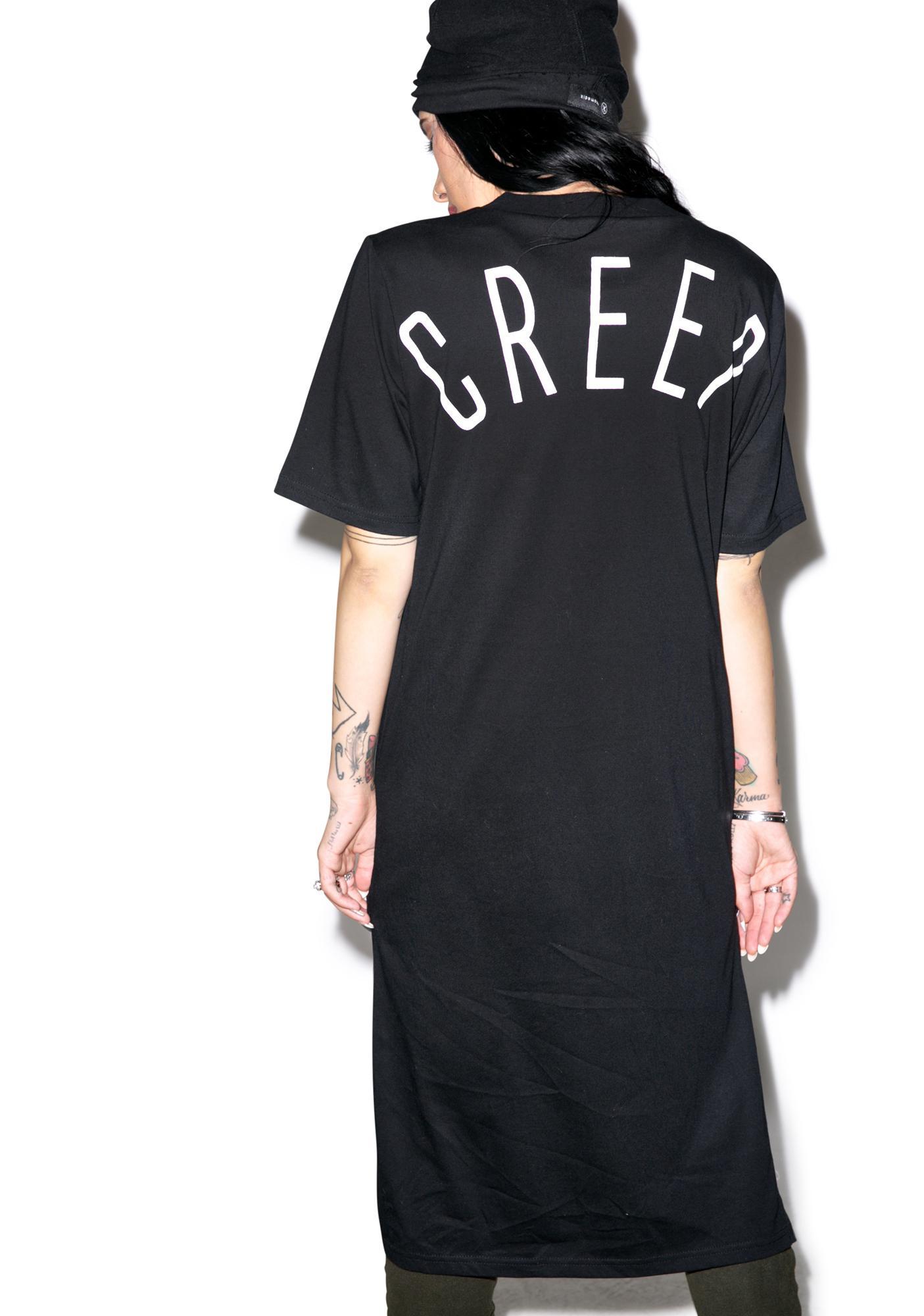 Nightwalker Creep Tee Dress