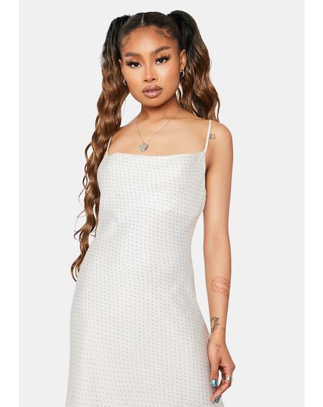 Trend Taker Satin Slip Dress