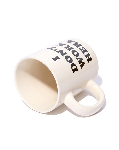 Hot Stuff Ceramic Mug