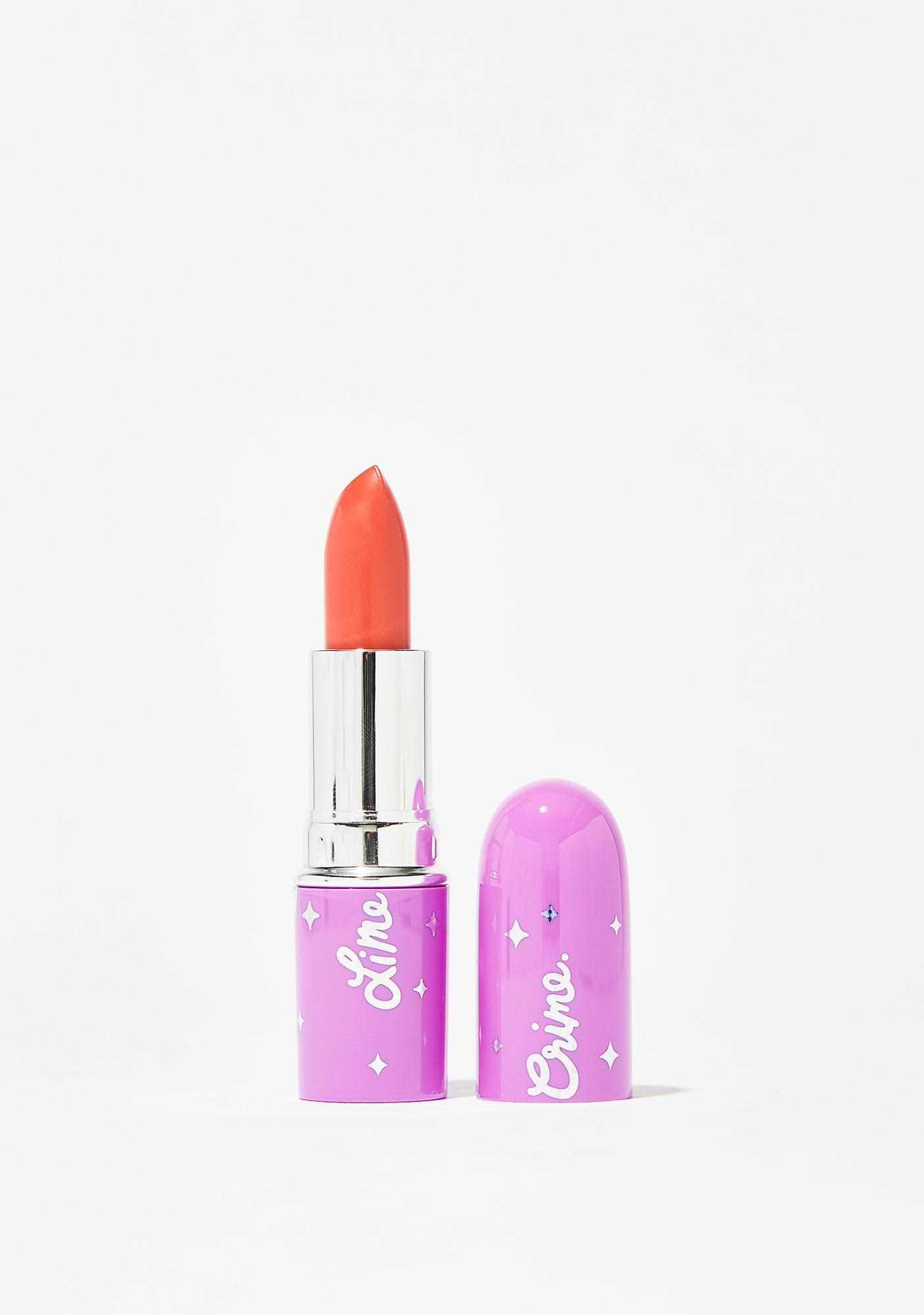 Lime Crime Not Another Peach Unicorn Lipstick