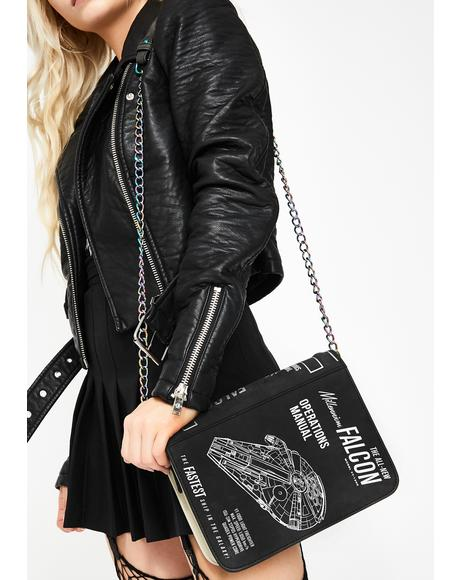Star Guide Crossbody Bag