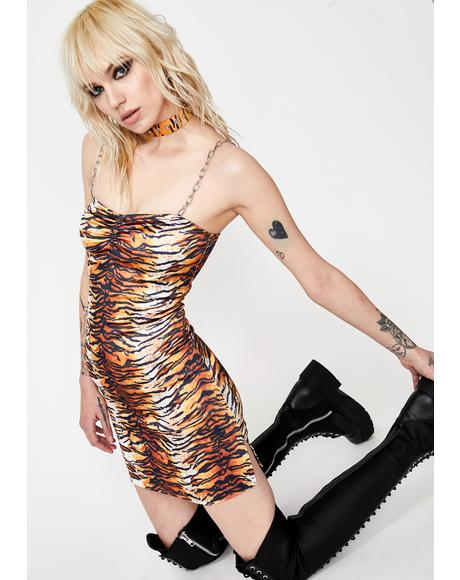 9916bc314bc Lethal Weapon Tiger Dress Lethal Weapon Tiger Dress ...