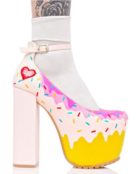 Donut Care Bear Super Platforms