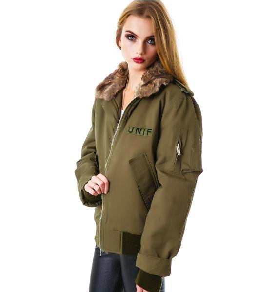 UNIF Flight Jacket
