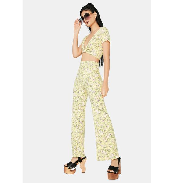 Sunshine Dreamer Within Pant Set