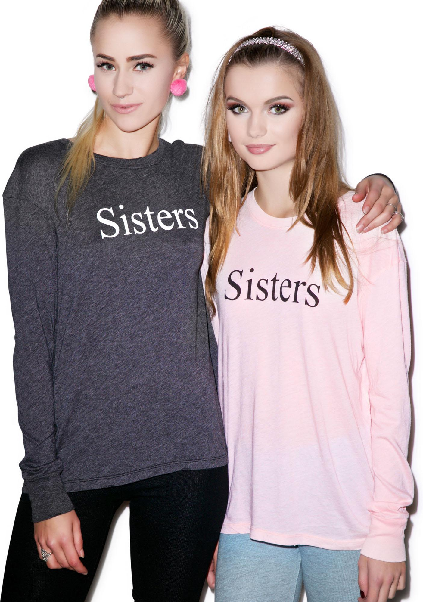 Wildfox Couture Sisters Walk Of Shame Tee