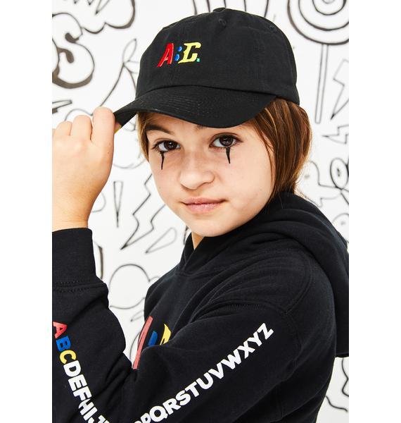 A.B.C. Kidswear ABC XYZ Snapback