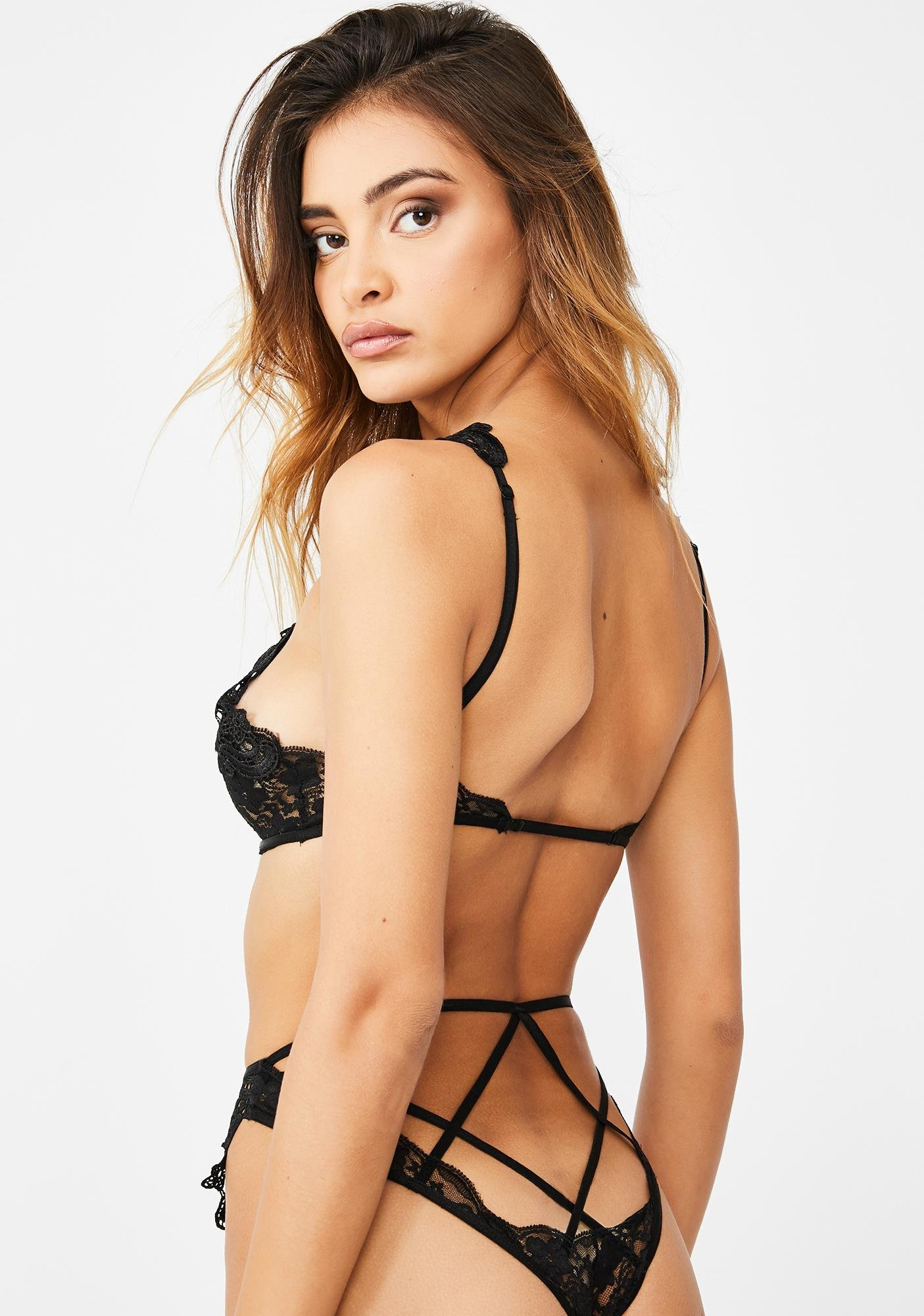 Hotline Hottie Lingerie Set